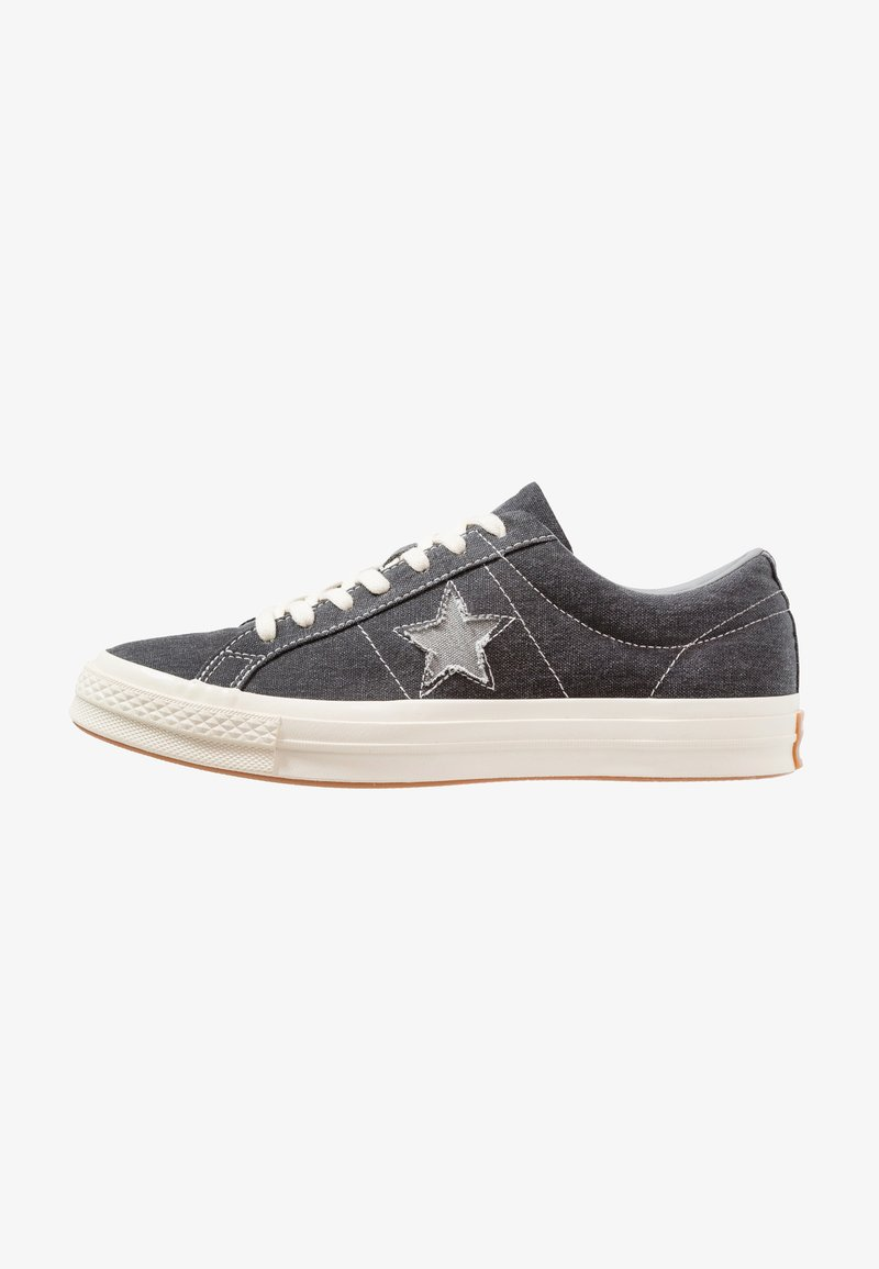 Converse - ONE STAR - Sneakers - black/mason/egret