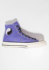 Converse - CHUCK TAYLOR ALL STAR 70 HI - Baskets montantes - wild lilac/black/egret - 2