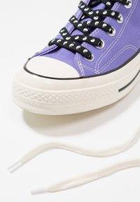 Converse - CHUCK TAYLOR ALL STAR 70 HI - Baskets montantes - wild lilac/black/egret - 6