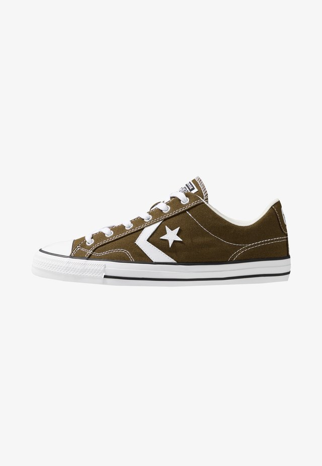 STAR PLAYER - Sneaker low - surplus olive/white/black