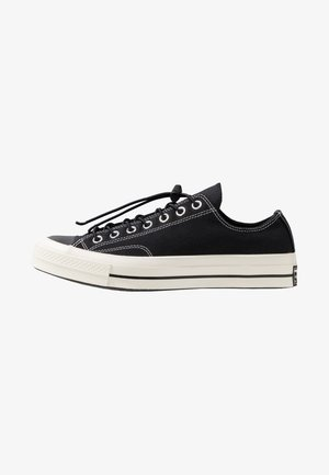 CHUCK ALL STAR 70 SPACE RACER - Matalavartiset tennarit - black/egret