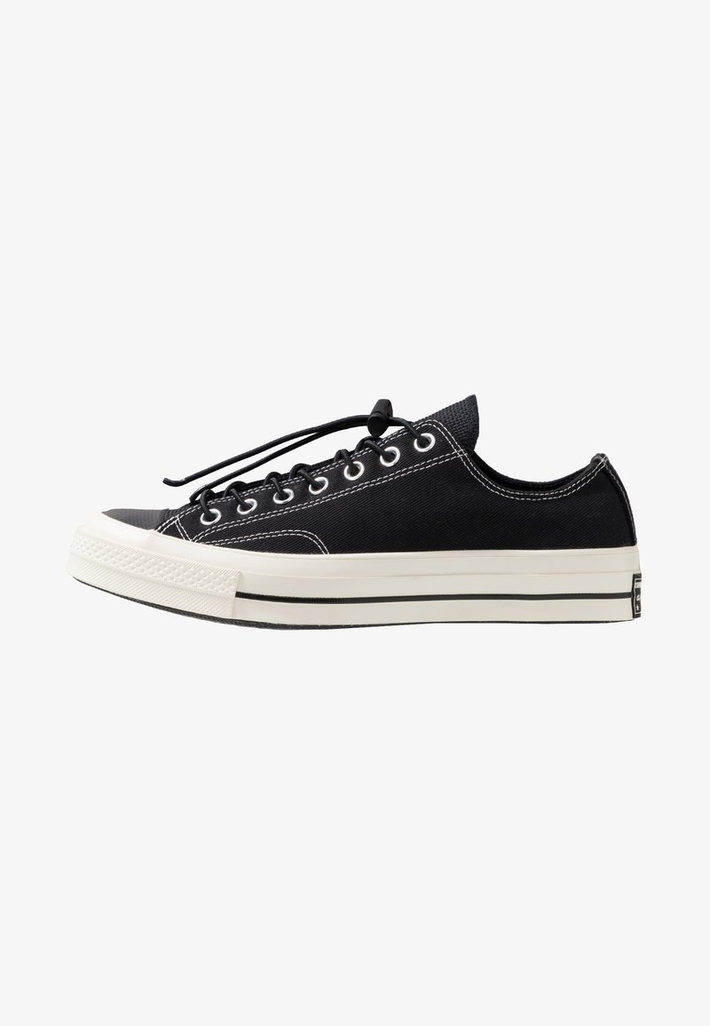 Converse - CHUCK ALL STAR 70 SPACE RACER - Trainers - black/egret