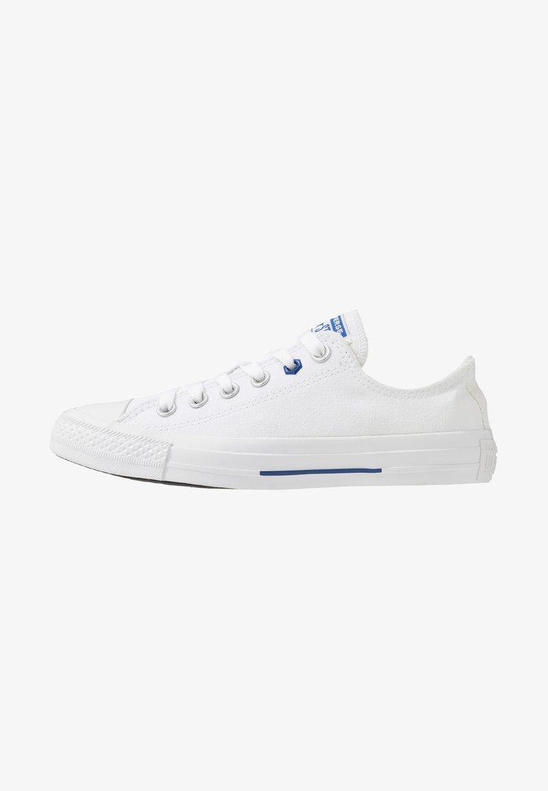 Converse - CHUCK TAYLOR ALL STAR FLIGHT SCHOOL - Sneakers - white/blue