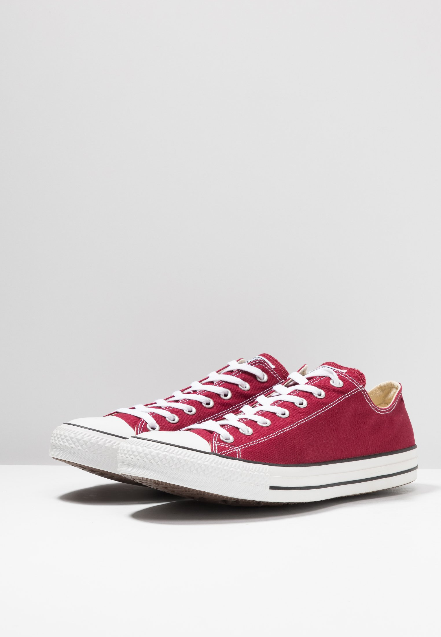 Converse CHUCK TAYLOR ALL STAR OX - Sneakers - maroon