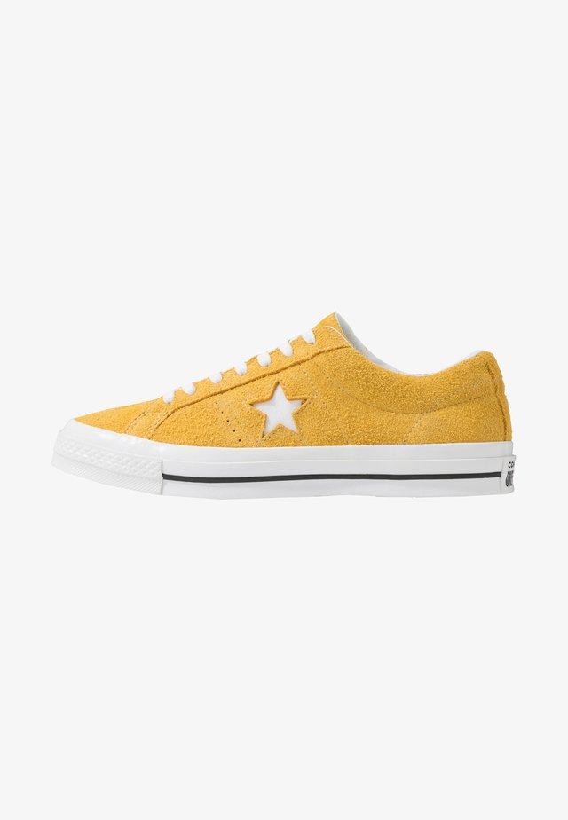 ONE STAR VINTAGE - Joggesko - gold dart/white/black