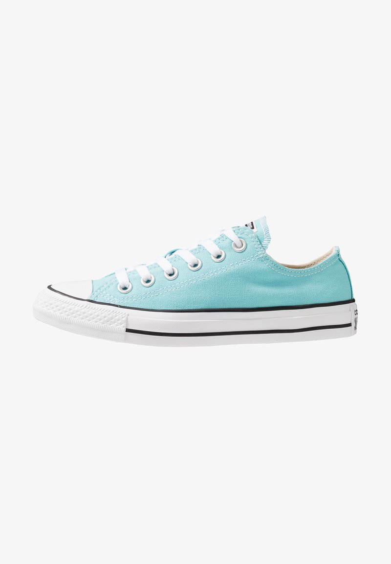 Converse - CHUCK TAILOR ALL STAR - Sneaker low - bleached aqua/white/black