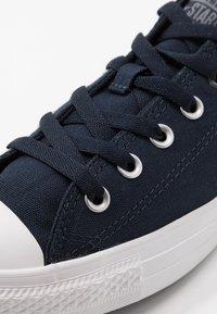 Converse - CTAS - Sneakersy niskie - dark obsidian/cool grey/white - 5