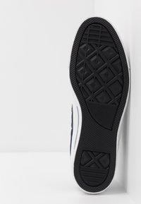 Converse - CTAS - Sneakersy niskie - dark obsidian/cool grey/white - 4