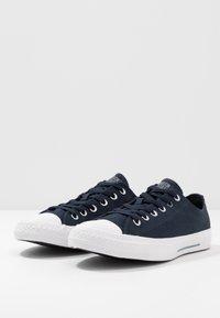 Converse - CTAS - Sneakersy niskie - dark obsidian/cool grey/white - 2