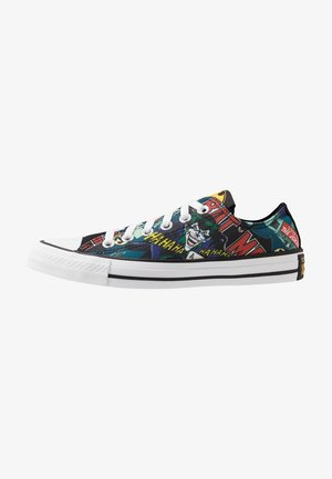 CHUCK TAYLOR ALL STAR BATMAN - Baskets basses - white/black/multicolor