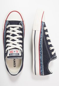 Converse - CHUCK TAYLOR ALL STAR - Sneakersy niskie - blue coast/egret - 1