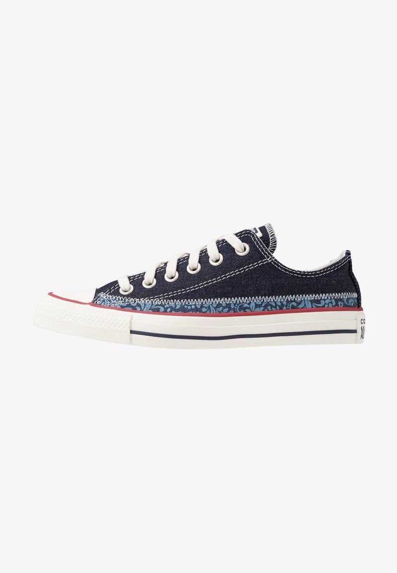 Converse - CHUCK TAYLOR ALL STAR - Sneakersy niskie - blue coast/egret