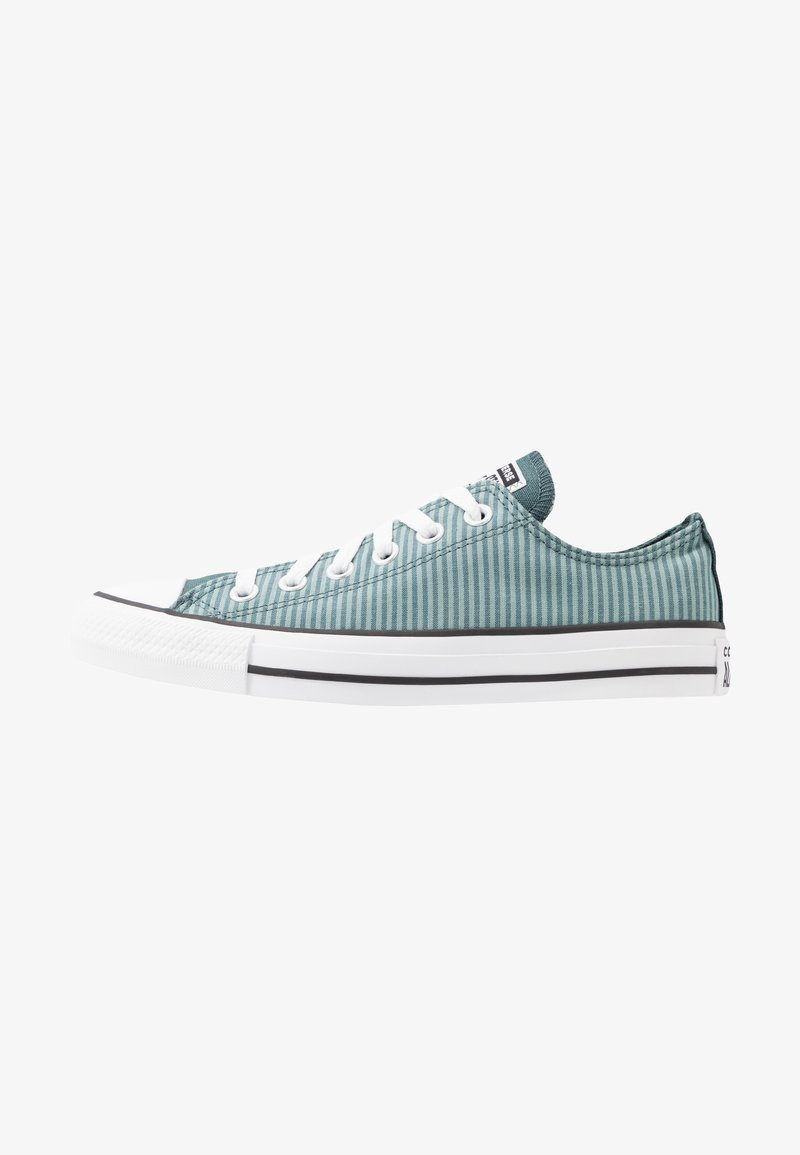 Converse - CLASSIC CHUCK  - Sneakersy niskie - mineral teal/faded spruce/white
