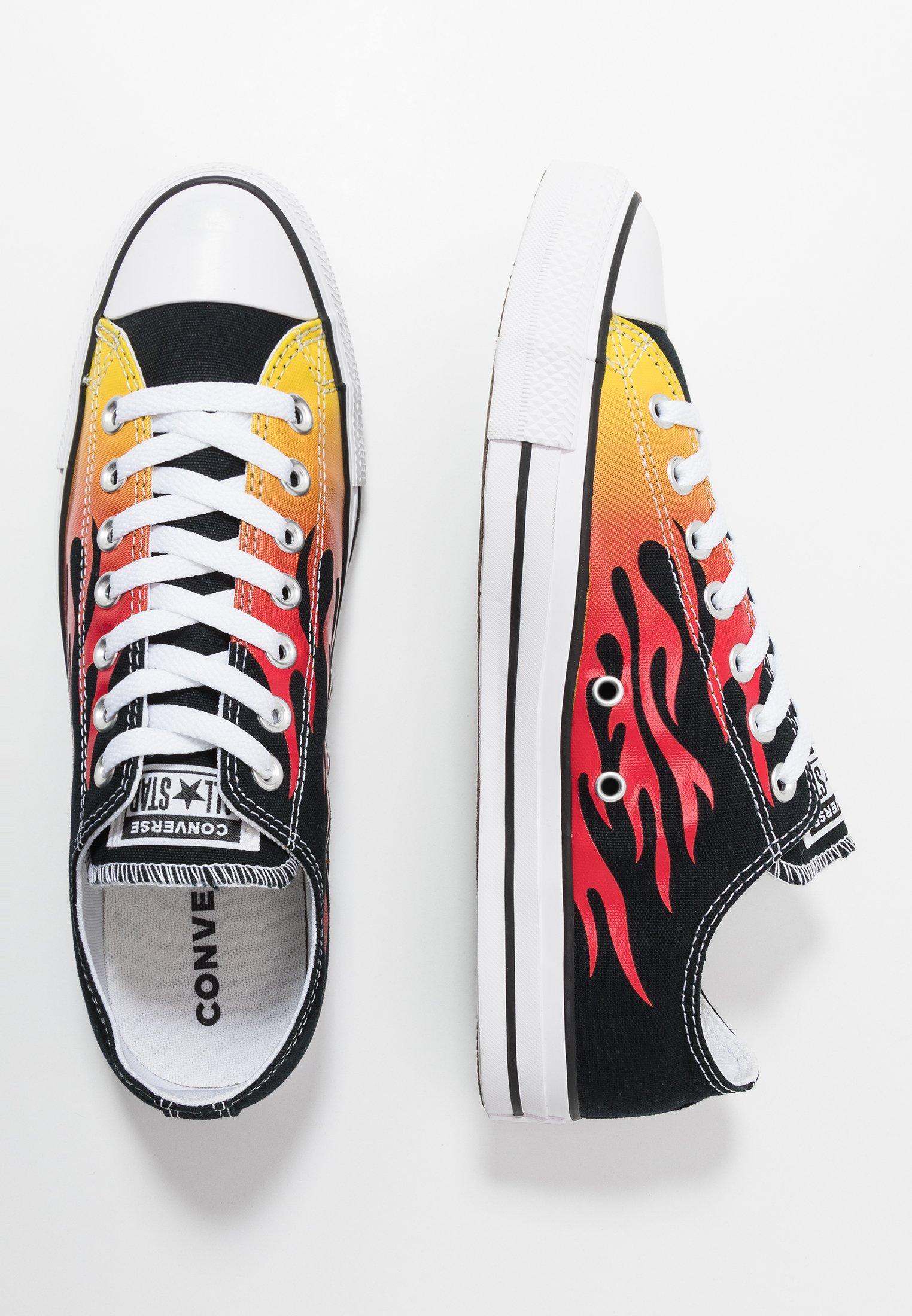 Converse Chuck Taylor All Star - Sneakers Laag Black Goedkope Schoenen