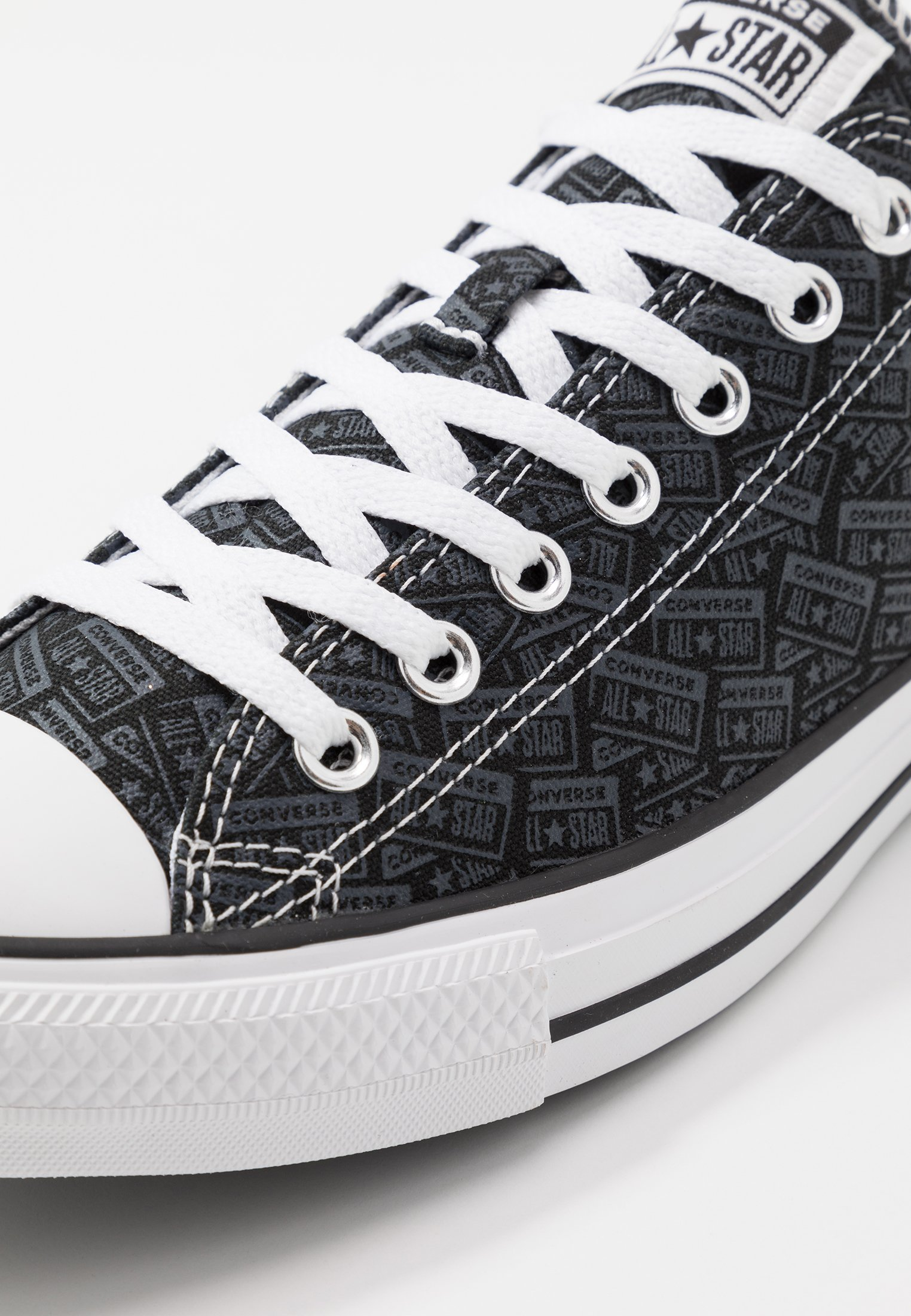 Converse Chuck Taylor All Star - Sneakers Basse Black/thunder Grey/white wg9Ey3J