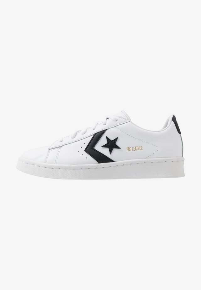 PRO LEATHER - Joggesko - white/black