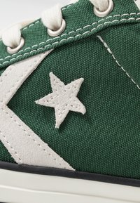 Converse - STAR PLAYER - Sneakersy niskie - green - 5