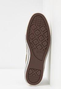 Converse - CHUCK TAYLOR ALL STAR - Sneakersy niskie - khaki/egret/black - 4