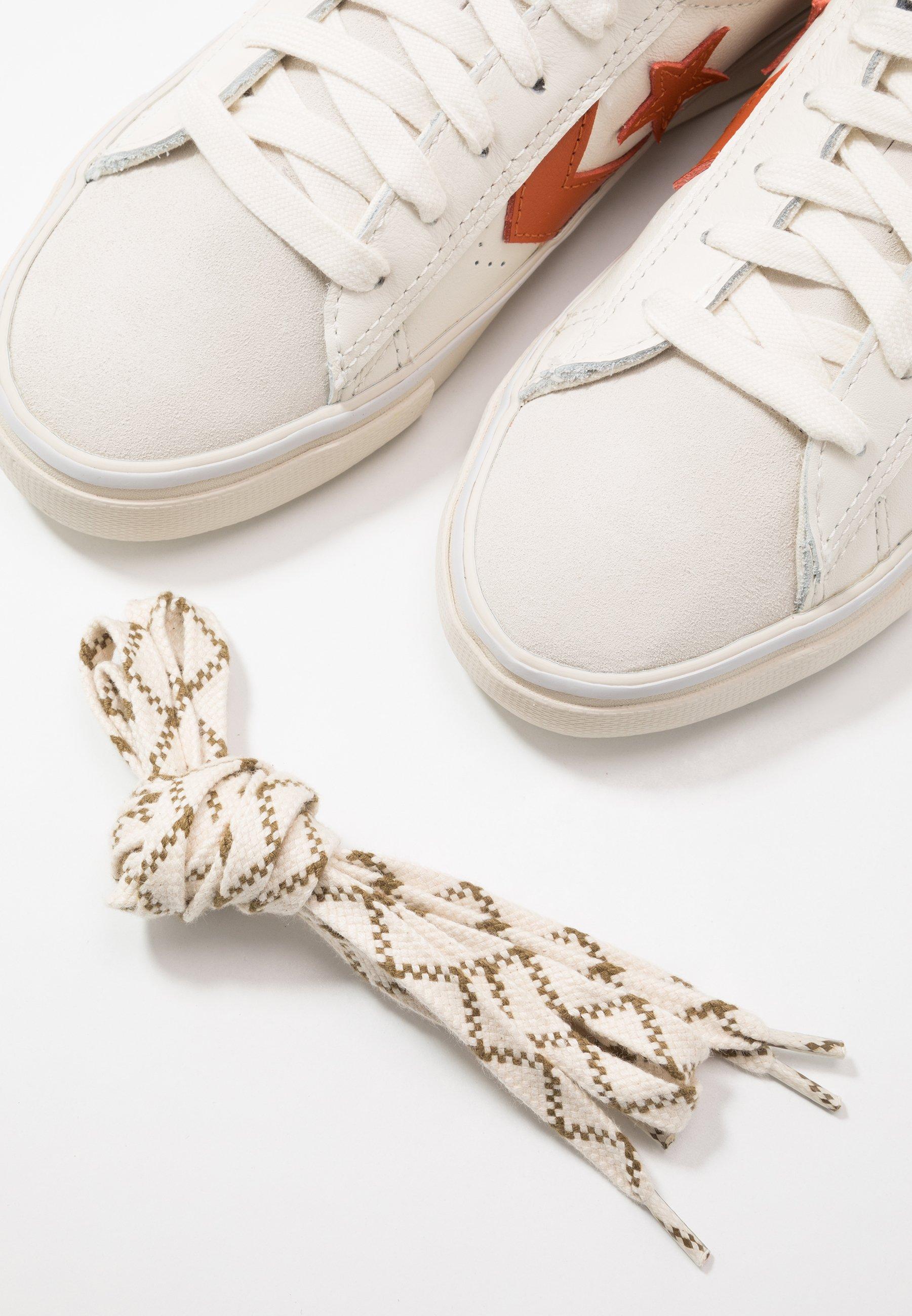 Converse Pro Leather - Joggesko White/venetian Rust/driftwood