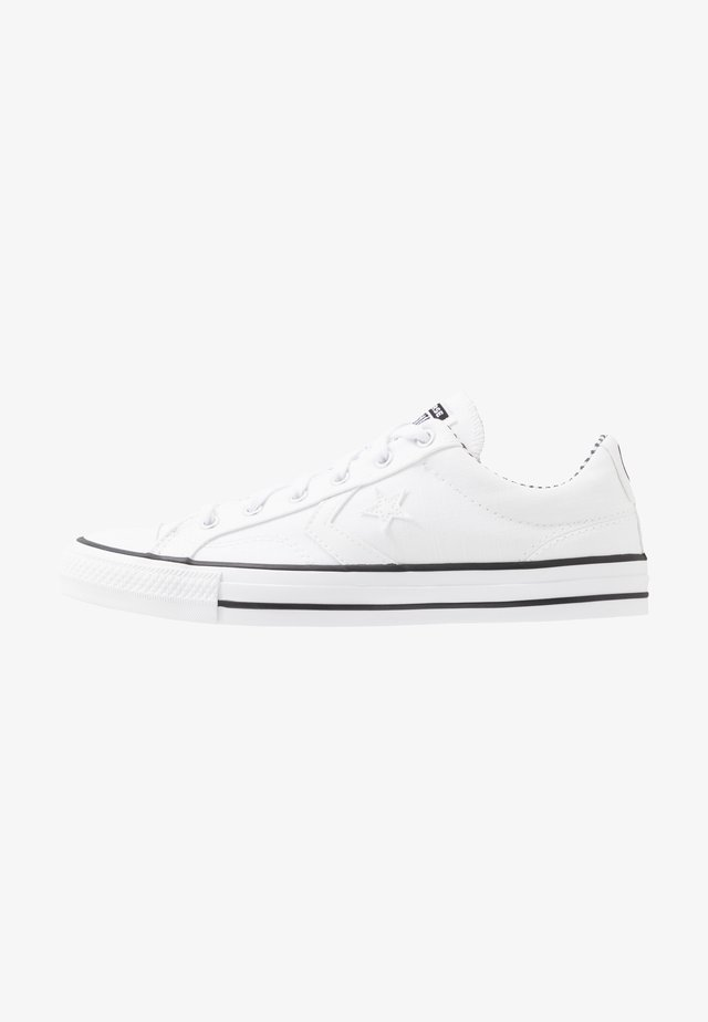 STAR PLAYER - Trainers - white/black