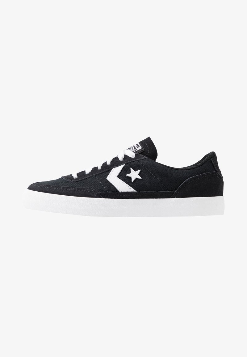 Converse - NET STAR - Sneakersy niskie - black/white