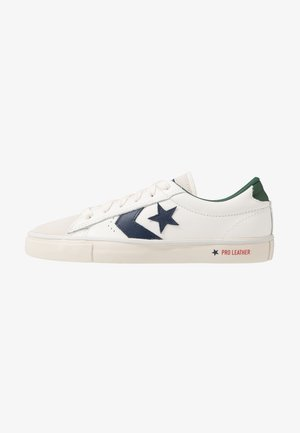 PRO LEATHER - Sneakers basse - white/obsidian/driftwood