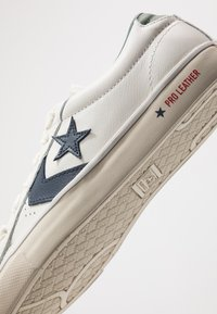 Converse - PRO LEATHER - Sneakers basse - white/obsidian/driftwood - 6