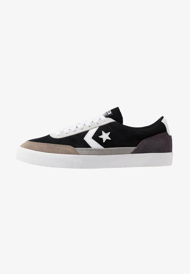 NET STAR CLASSIC - Sneakersy niskie - black/white/dolphin
