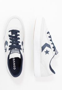 Converse - NET STAR - Sneakers basse - photon dust/obsidian/white