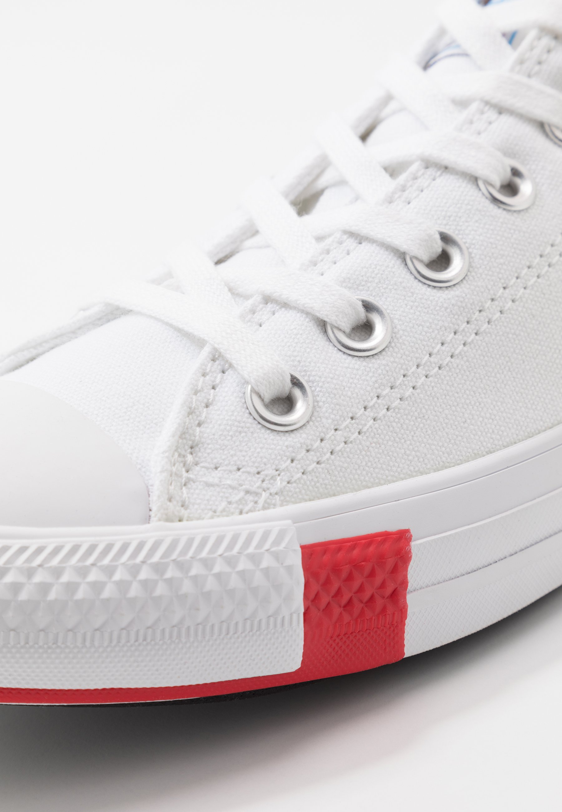Converse Chuck Taylor All Star - Joggesko White/university Red/black