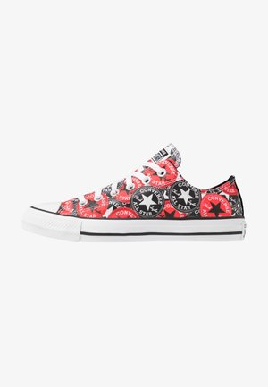 CHUCK TAYLOR ALL STAR - Matalavartiset tennarit - university red/black/white