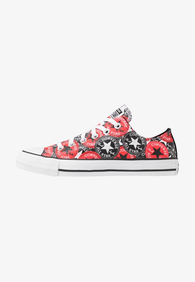 CHUCK TAYLOR ALL STAR - Sneakers laag - university red/black/white