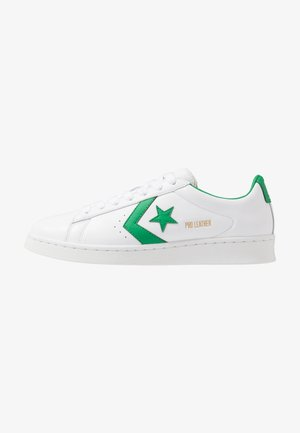 PRO LEATHER - Sneakers basse - white/green
