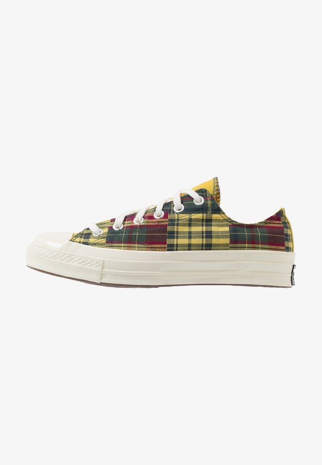 CHUCK TAYLOR ALL STAR 70 - Sneakersy niskie - amarillo/faded spruce/rose maroon