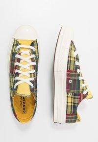 Converse - CHUCK TAYLOR ALL STAR 70 - Baskets basses - amarillo/faded spruce/rose maroon - 1