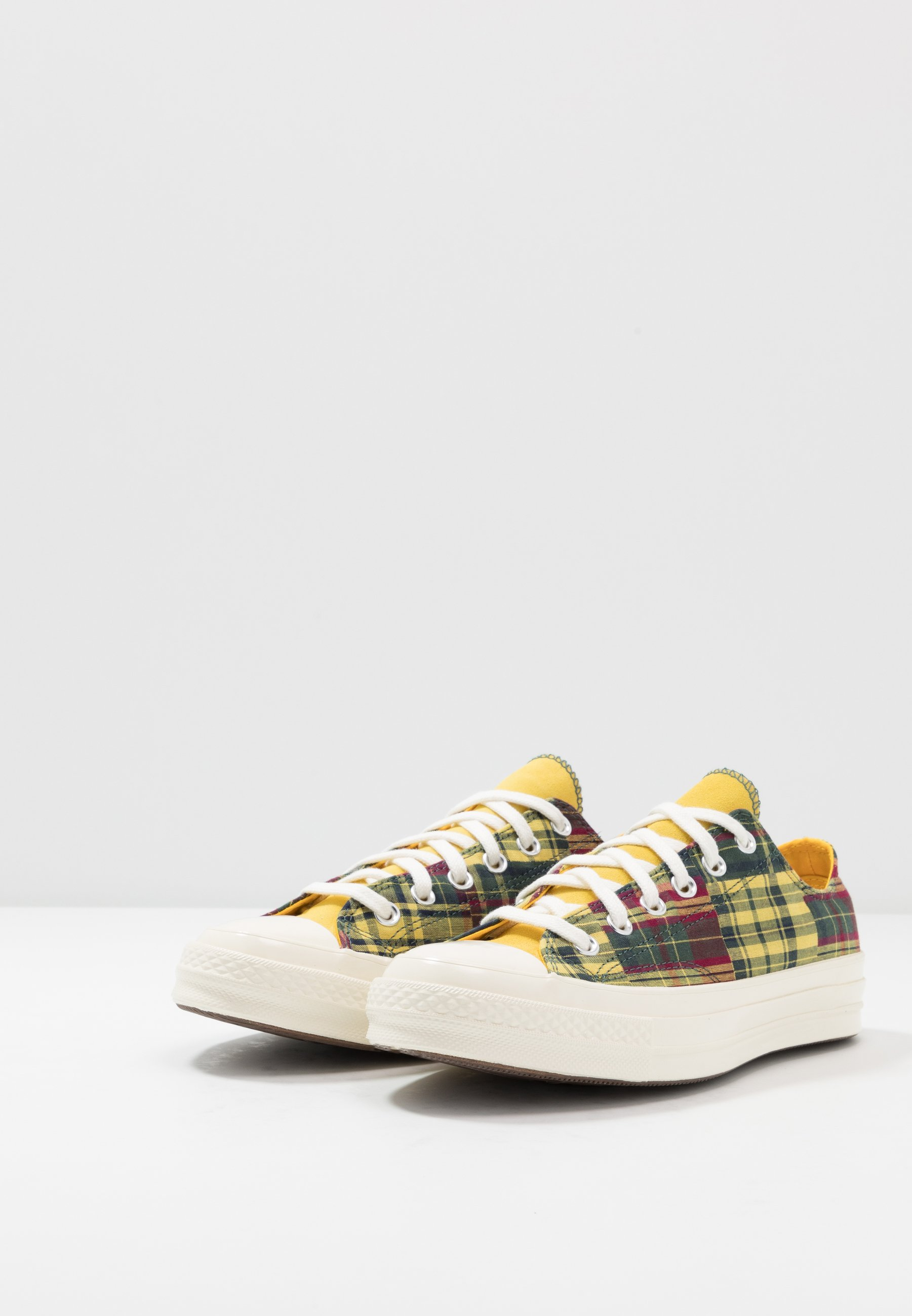 Converse CHUCK TAYLOR ALL STAR 70 - Sneakers - amarillo/faded spruce/rose maroon