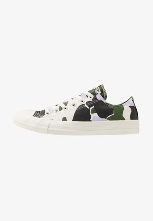 CHUCK TAYLOR ALL STAR - Sneakers basse - egret/moonstone violet