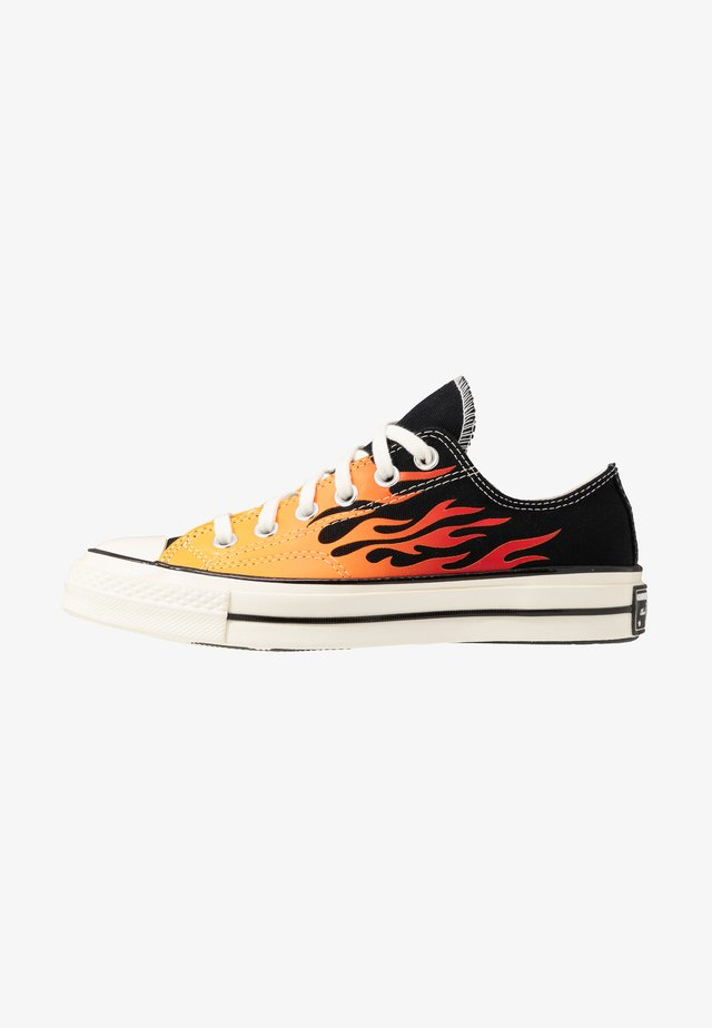 CHUCK TAYLOR ALL STAR 70 - Sneakers laag - black/enamel red/egret