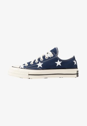 CHUCK TAYLOR ALL STAR - Matalavartiset tennarit - navy/white/egret