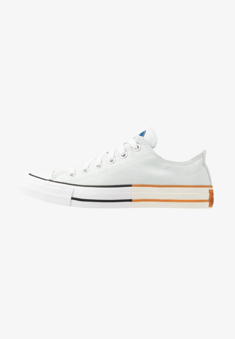 Converse - CHUCK TAYLOR ALL STAR - Sneakersy niskie - agate blue/court blue/white
