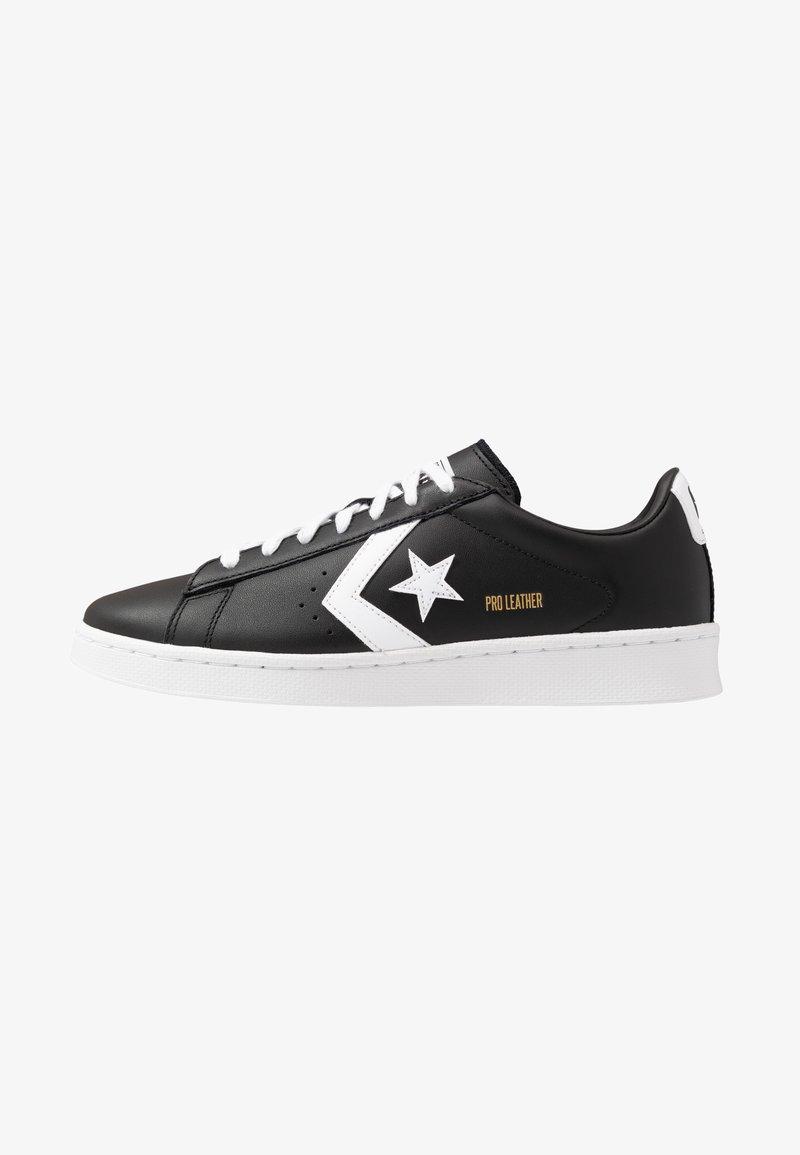 Converse - PRO LEATHER - Sneakersy niskie - black/white