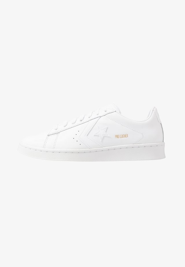 PRO LEATHER - Joggesko - white