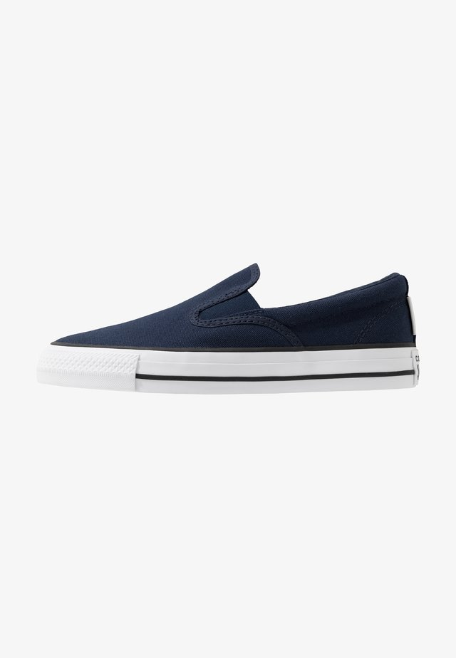 CLASSIC CHUCK - Instappers - obsidian/white/black