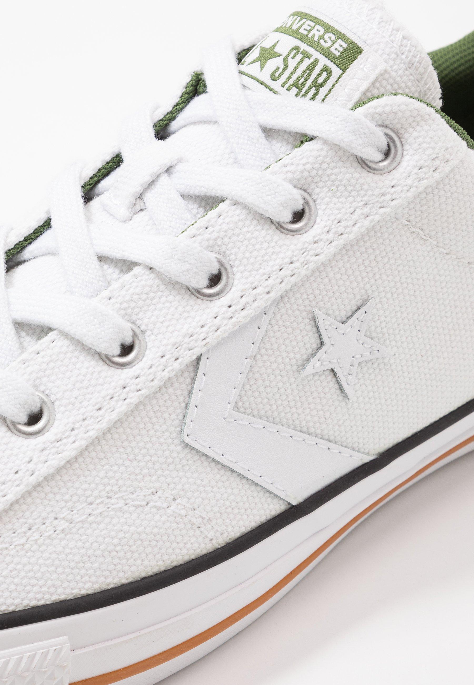 Converse STAR PLAYER Sneaker low whitecypress green