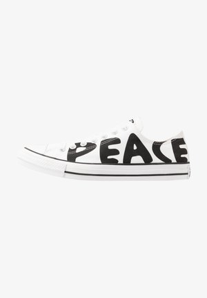 CHUCK TAYLOR ALL STAR - Sneakersy niskie - white/black