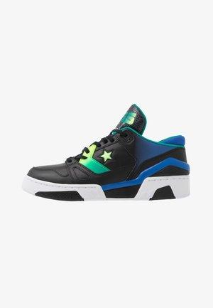 ERX - Sneakers laag - black/ghost green/white