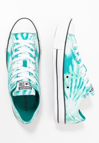 Converse - CHUCK TAYLOR ALL STAR OX - Sneakers laag - malachite/game royal/white - 1