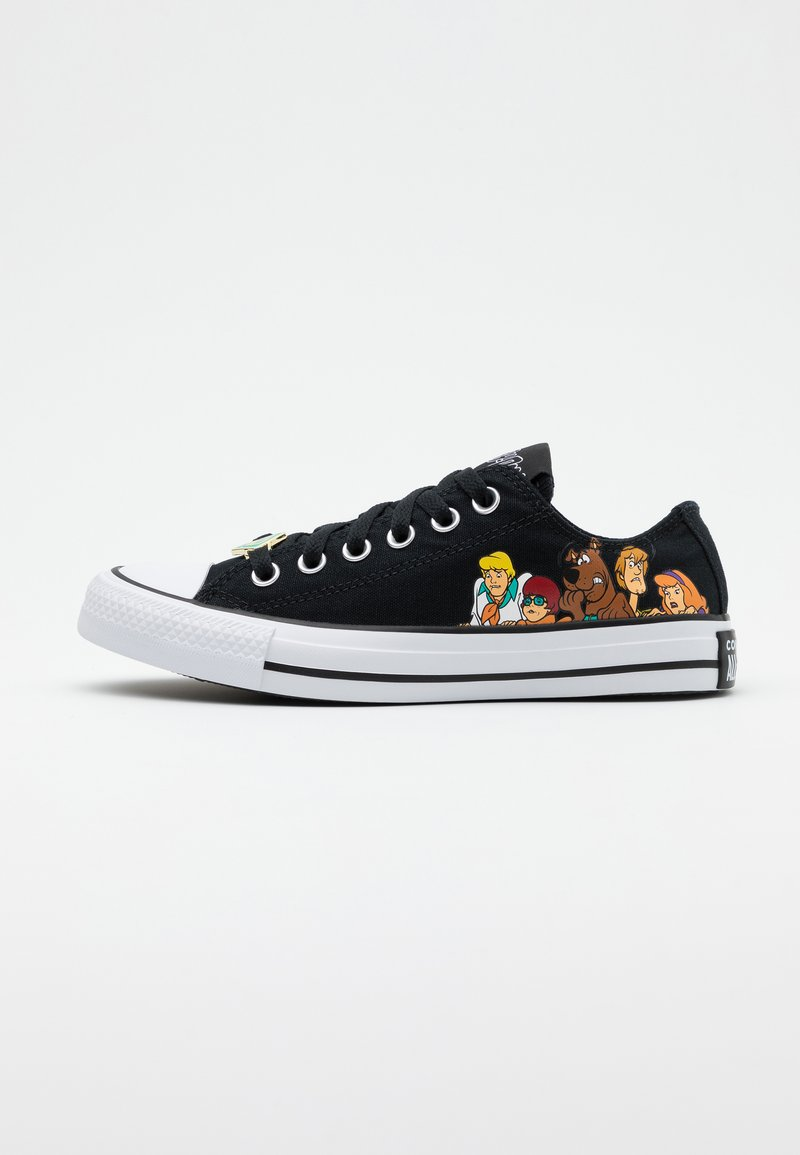Converse - CHUCK TAYLOR ALL STAR - Trainers - black/multicolor