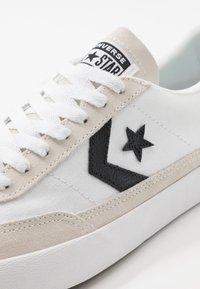 Converse - NET STAR CLASSIC - Zapatillas - white/black/egret - 6