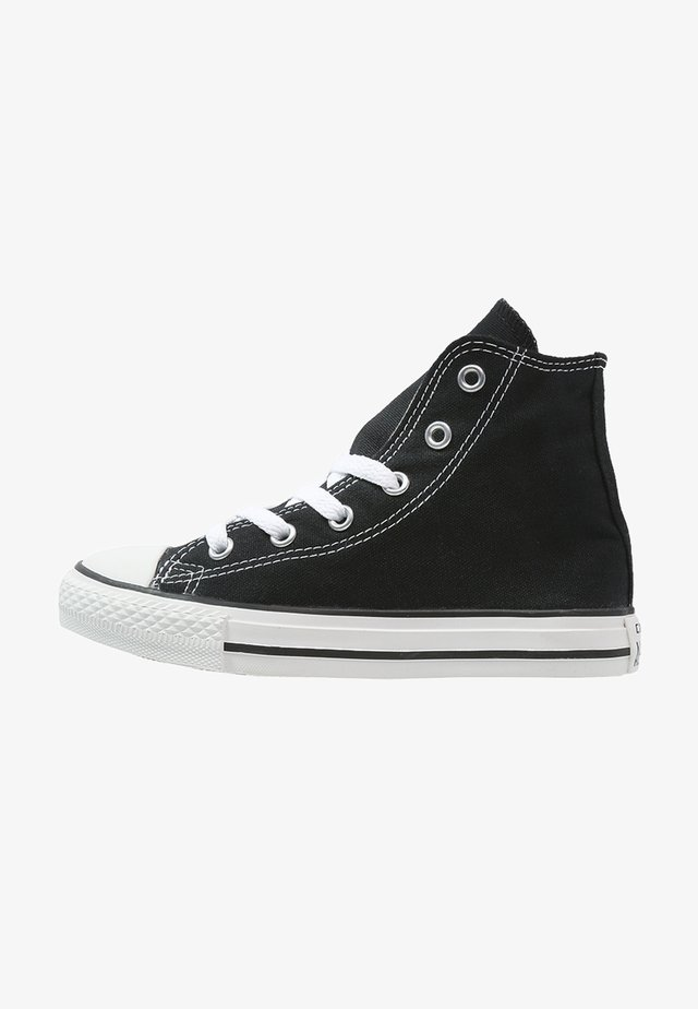 CHUCK TAYLOR ALL STAR CORE - Zapatillas altas - black